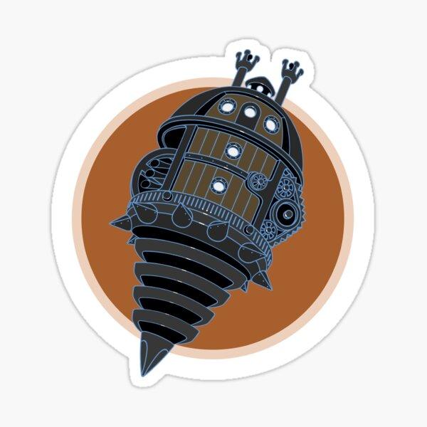 UNEARTH Chibi Driller 2 Sticker