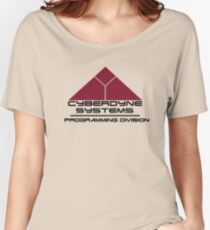 Cyberdyne Systems: Programming Divison  Women's Relaxed Fit T-Shirt
