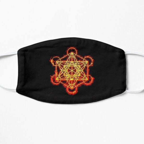 Sacred Geometry III Flat Mask