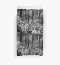 Ferns & Trees  Duvet Cover
