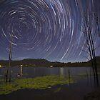 Scenic Rim Star Trails by McguiganVisuals