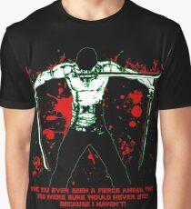 Roronoa Zoro The Animal (Black Version) Graphic T-Shirt