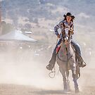 Breakaway Roper by Vikki Shedden Photography