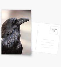 The Raven Postcards