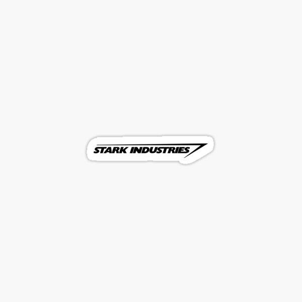 Industries Logo Sticker