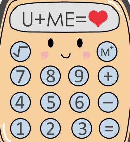 The Equation Sticker