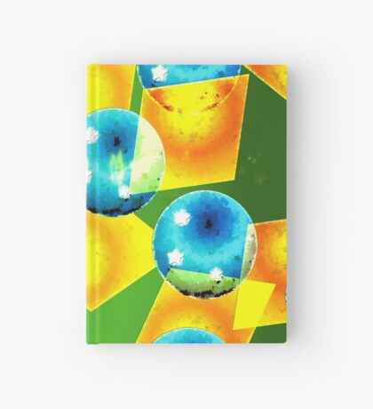 Farben Brasiliens Hardcover Journal