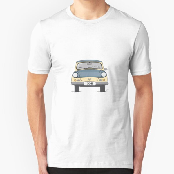 Rétro. Modified Old Skool Classique Voiture Fiat 124 Spider T-shirt