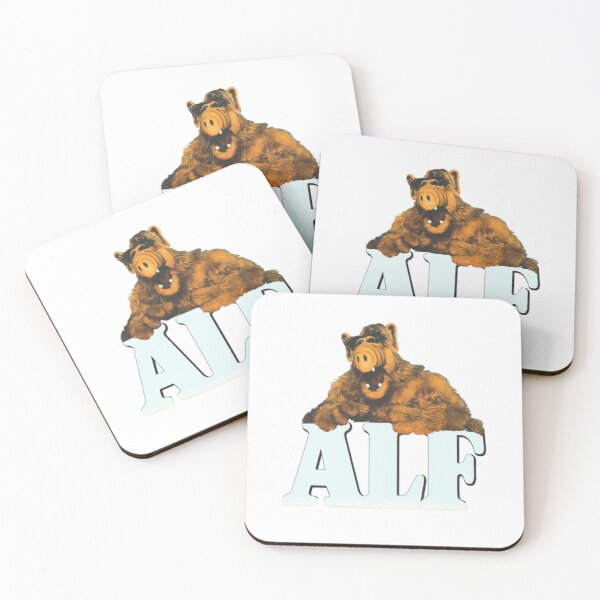 ALF Coasters (Set of 4)