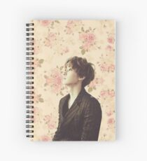 Super Junior - Eunhyuk Spiral Notebook