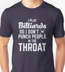 Punch people in the throat Unisex T-Shirt