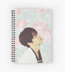 Super Junior - Donghae Spiral Notebook