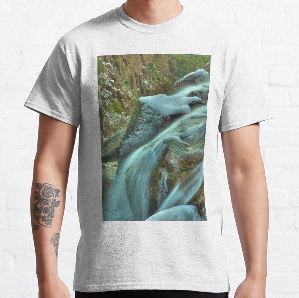 Crystal Brook Falls, Mt. Buffalo  Classic T-Shirt