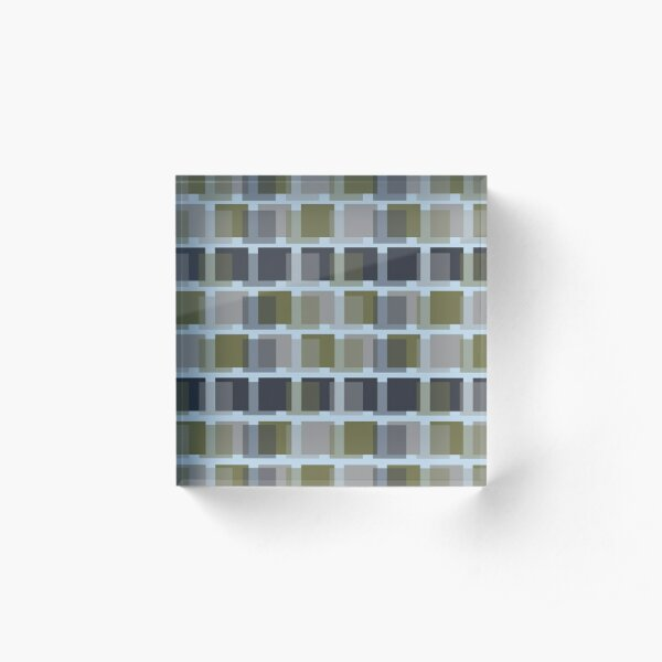 Slojevita Acrylic Block