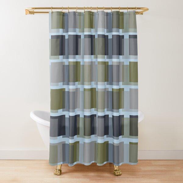 Slojevita Shower Curtain