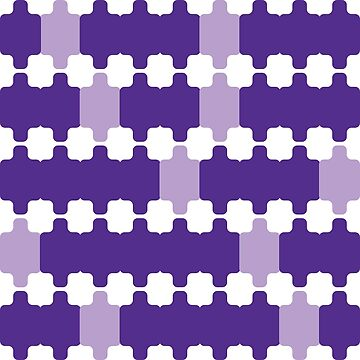 Purple Jigsaw by skiltonbrothers