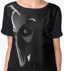 Evil Zoom 2 Women's Chiffon Top
