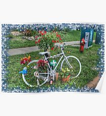 Flower Pedals Poster