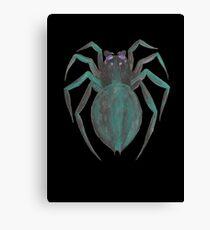 Die Spinne Canvas Print