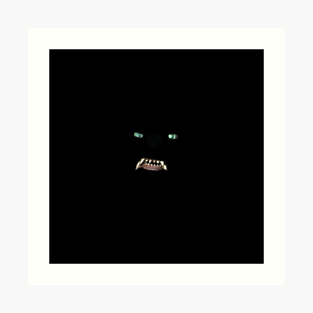 G'Mork - Nothing Kunstdruck