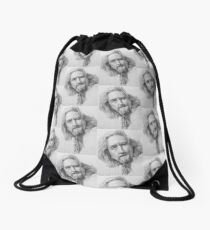 The Big Lebowski Drawstring Bag