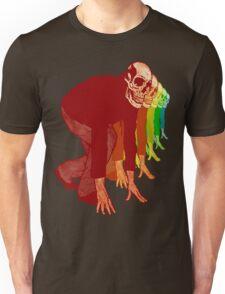 Racing Rainbow Skeletons T-Shirt