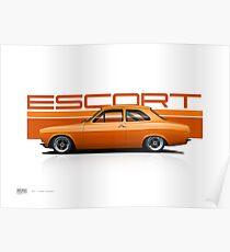 Mk1 Escort Ver.1 Poster
