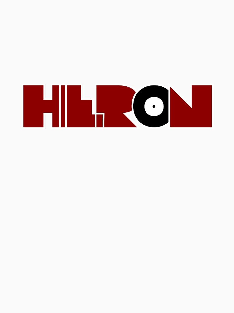 HERON by crackedanalogue