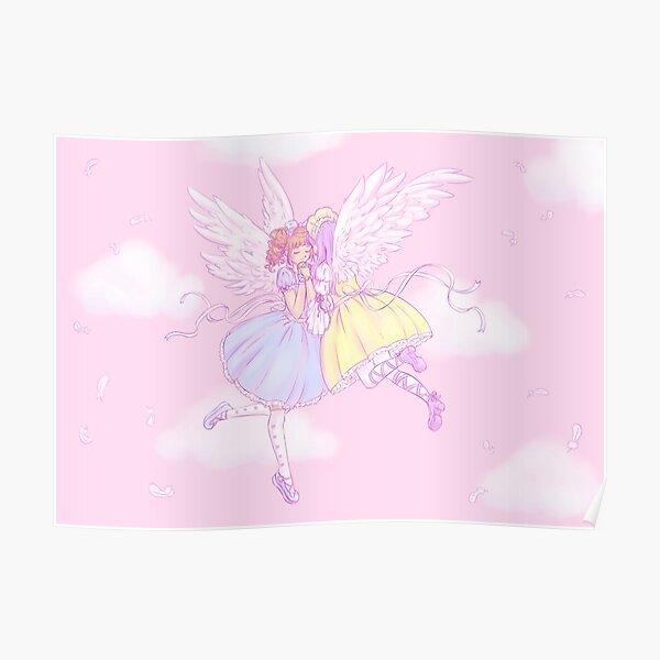 Sweet Lolita Angels Poster