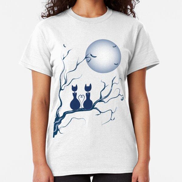 Halloween in love Classic T-Shirt