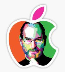 Steve Jobs # 2 Sticker