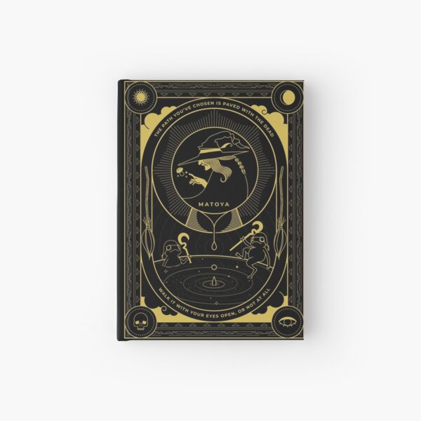 The Master, Matoya | FFXIV Hardcover Journal
