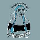Fierce Not Flawless by HayleyLyn