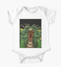 Here There Be Dragons! One Piece - Short Sleeve