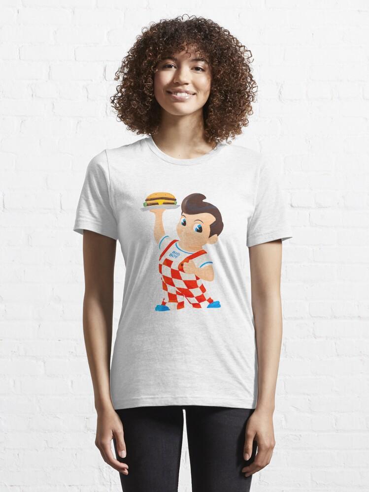 Alternate view of Bob's Big boy burger  Essential T-Shirt
