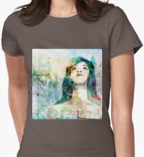 Above Womens Fitted T-Shirt