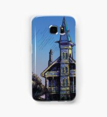 Witches' Houses, Johnston St, Annandale Samsung Galaxy Case/Skin