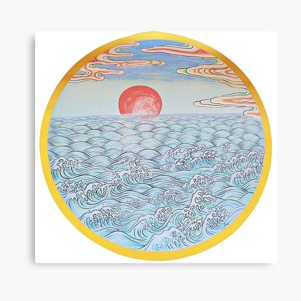 The Journey of Life, Buddha Tee, Buddhist Gift, Buddhism Shirt, Buddha Lover Gifts, Zen Canvas Print