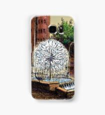 El Alamein Fountain, Kings Cross Samsung Galaxy Case/Skin