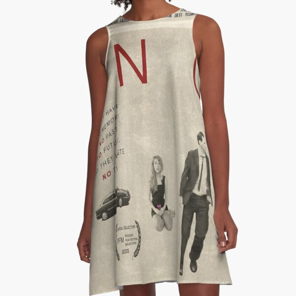 SNOW A-Line Dress