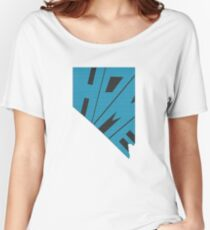 Nevada HOME state design Women's Relaxed Fit T-Shirt