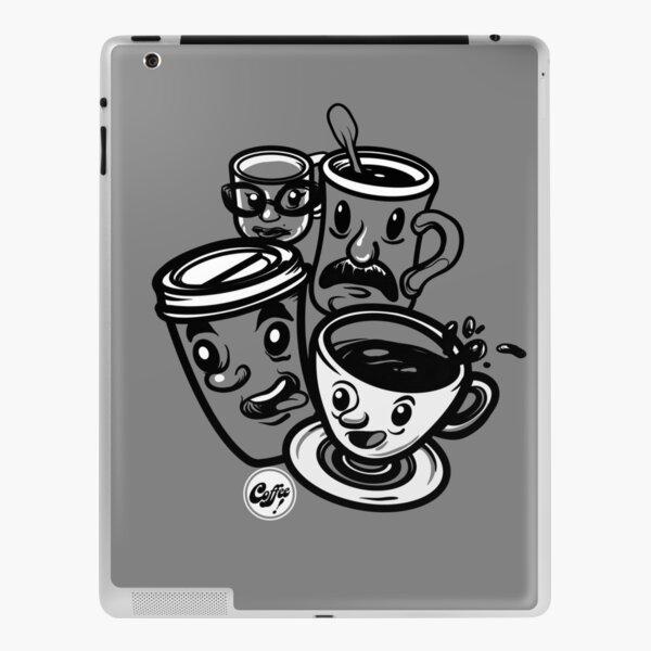 FOR COFFEE LOVERS - iPad case iPad Skin
