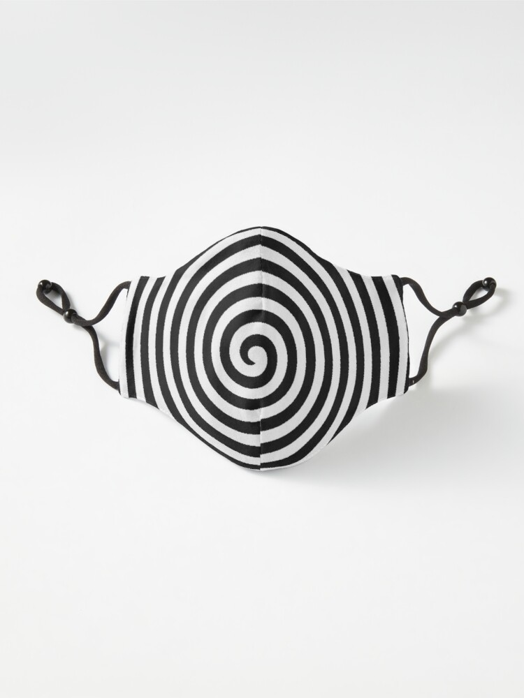 Alternate view of Spiral Mask