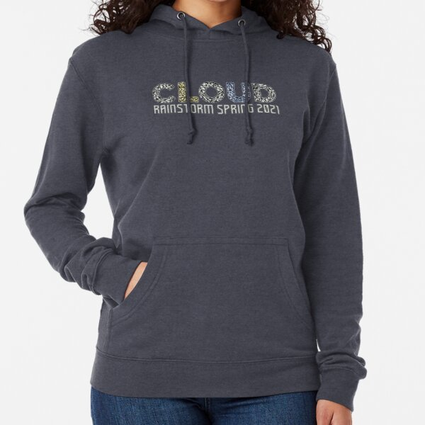 Rainstorm Spring 2021 - Learning Unlimited Cloud Lightweight Hoodie