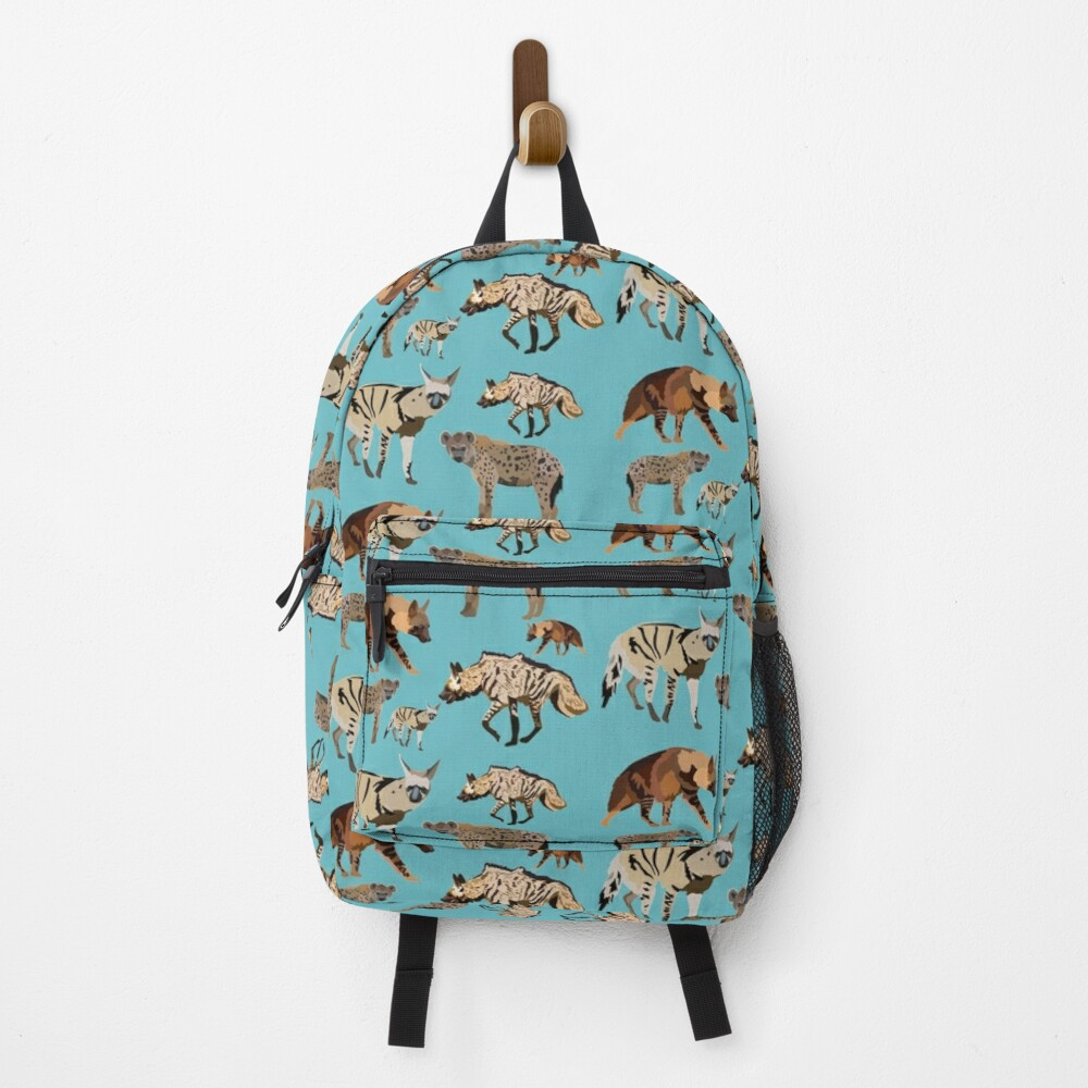 H is for Hyena Backpack