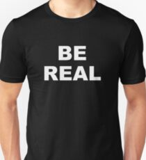 Mike Tyson - Be Real T-Shirt