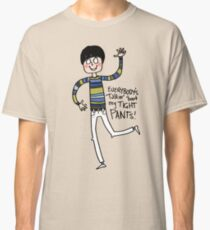 Tight Pants - cartoon Classic T-Shirt
