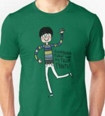 Tight Pants - cartoon Unisex T-Shirt