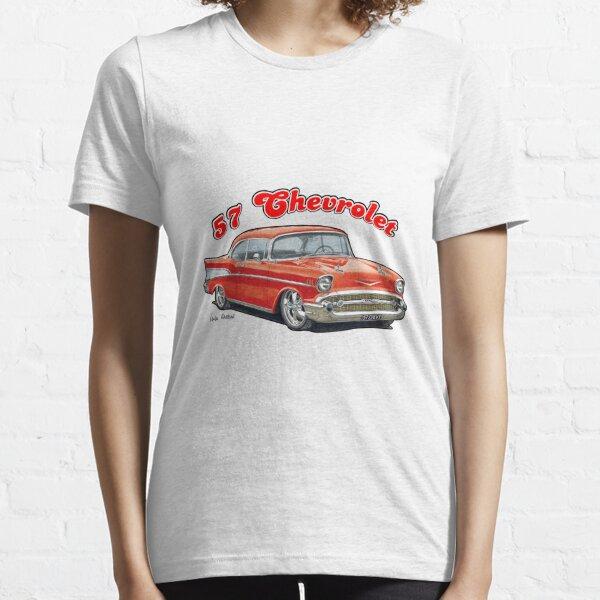 1957 Chevrolet Bel Air Design Essential T-Shirt