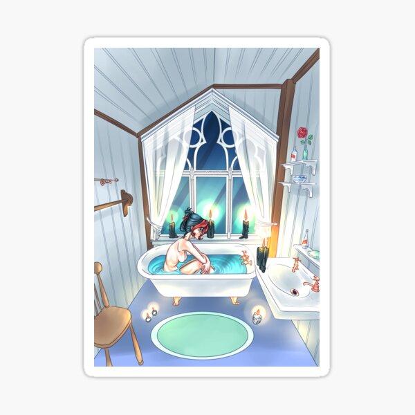 Bath Sticker